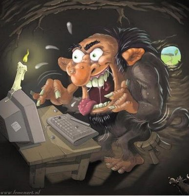 trolls difference internet trolls