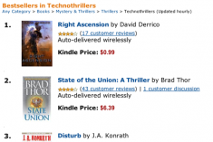 #1 Amazon Best-Seller!